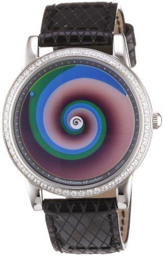 Rainbow Watch Ladies Watch Avangardia Crystal Vertigo AV21A-LB-ve
