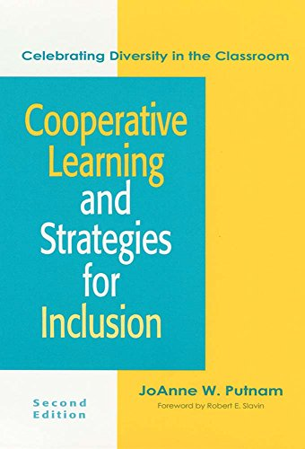 Cooperative Learning and Strategies for Inclusion: Celebrating Diversity in the Classroom, Second Edition
