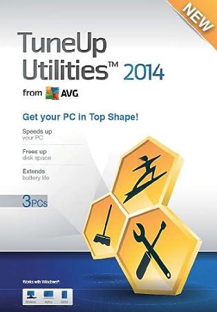 TuneUp Utilities 2014 - 3 User (PC)