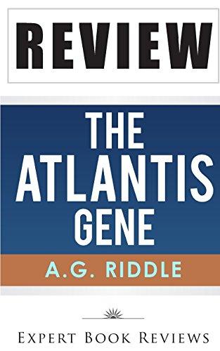 Book Sidekick: The Atlantis Gene: (The Origin Mystery 1)