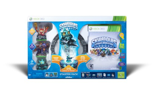 Skylanders Spyro's Adventure Starter Pack (Xbox 360)