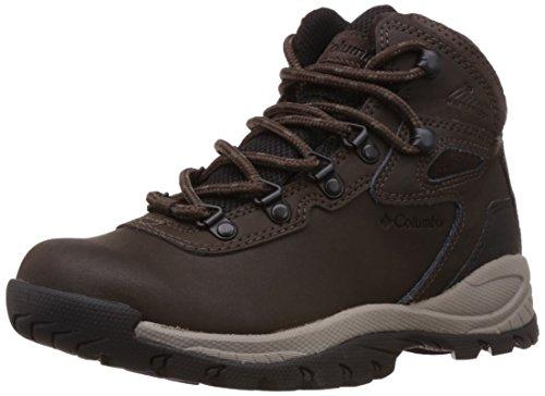 Columbia Women's Newton Ridge Plus Hiking Boot, Cordovan/Crown Jewel