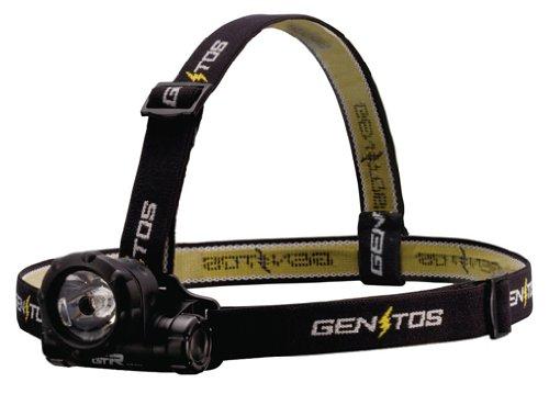 GENTOS(ジェントス) リゲルヘッドライト 【明るさ45ルーメン/実用点灯8時間】 GTR-931H