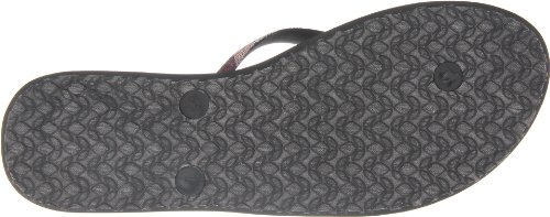 Reef Women's Guatemalan Stargazer Flip Flop,Black/Multi,8 M US