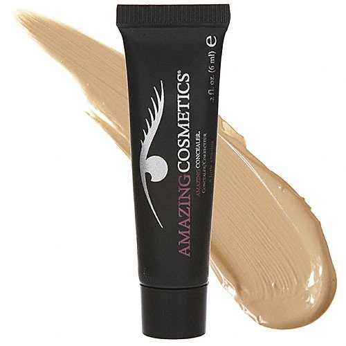 Amazing Cosmetics AmazingConcealer To Go 0.2 oz Light Golden (Golden Light)