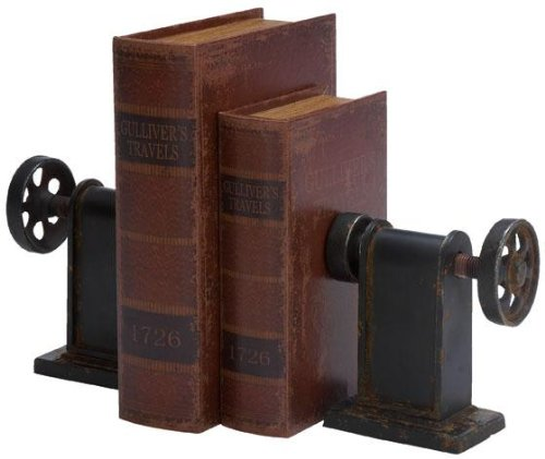 Industrial Bookends Set Of 2, PR 8