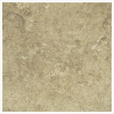 """Lunar 6"""" Porcelain Tile in Beige"""
