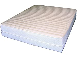 Posture Select Organic Cotton-Natural Talalay Latex Green Mattress--King
