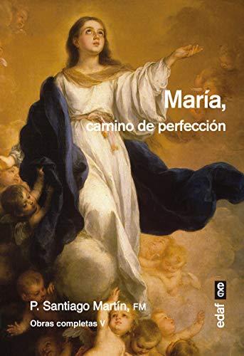 María, camino de perfección  [Santiago Martin] (Tapa Blanda)