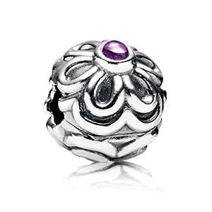 Pandora Damen-Clip Silber 790953AM