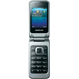 Samsung GT-C3520 Téléphone Portable Gris Métallique
