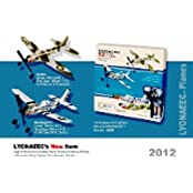 Sky Blue Flight 2 Plane Kit With P 51 Mustang And Spitfire + Winder Model Kit