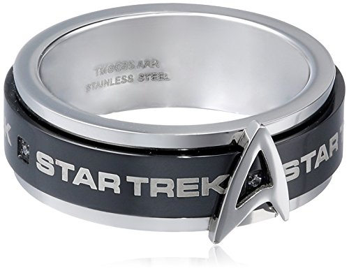 ringcheck price star - Star Trek Wedding Ring
