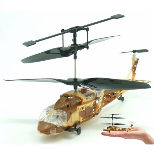UH-60 RC Helicopter Syma - 3 Channels Micro Helicopter S013