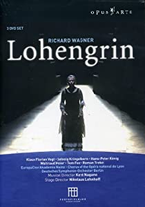 Wagner, Richard - Lohengrin (3 DVDs)