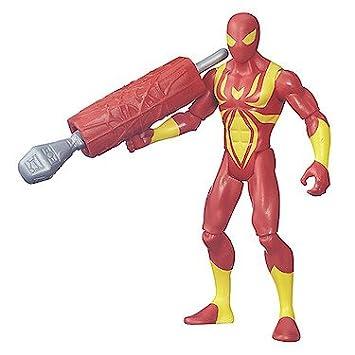 Marvel – Ultimate Spider-Man vs. Sinister 6 – Iron Spider – Figurine Articulée 15 cm