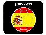Jesus Navas (Spain) Soccer Mouse Pad