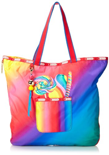 LeSportsac Lesweet Pocket Tote,Sugar Stash,One Size
