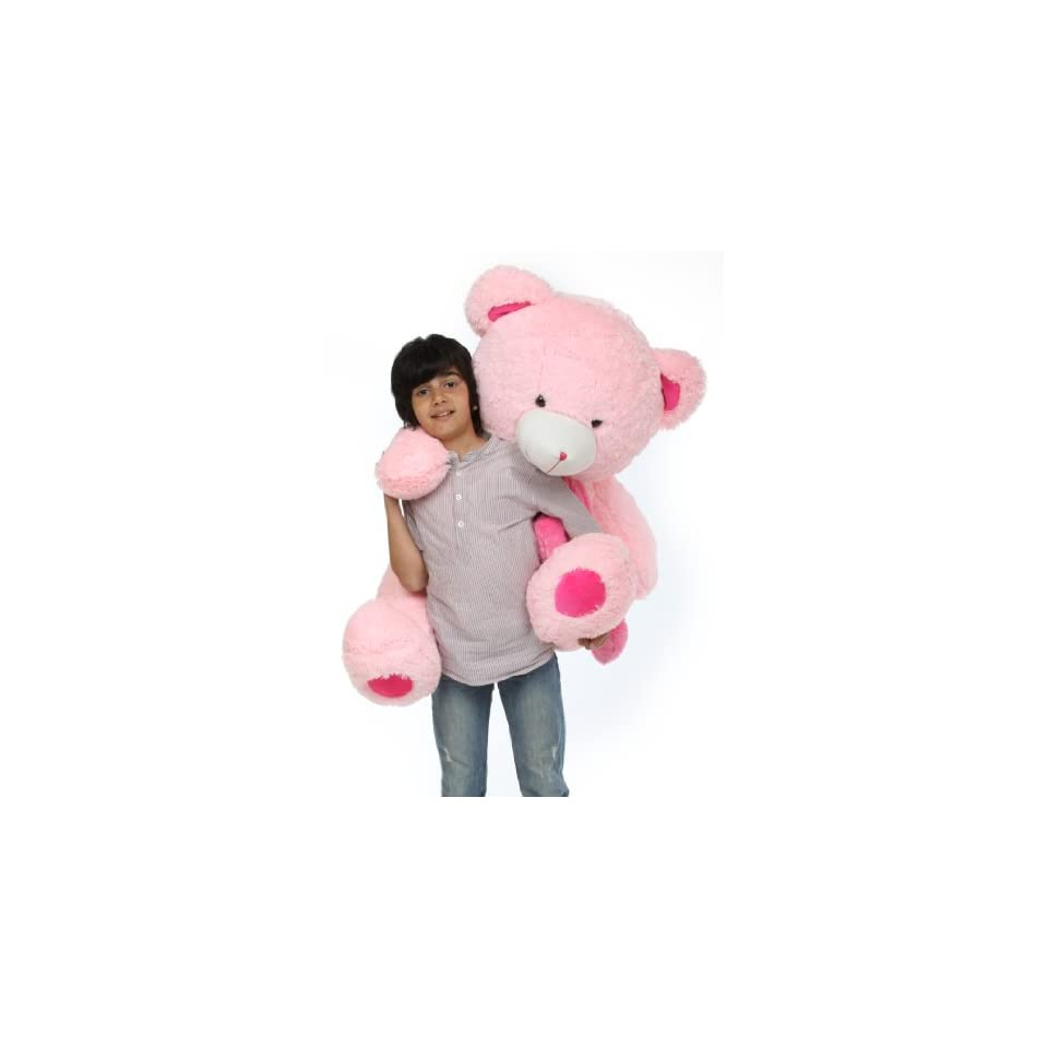 Candy Hugs 45 Adorable Plush Giant Stuffed Heart Teddy Bear