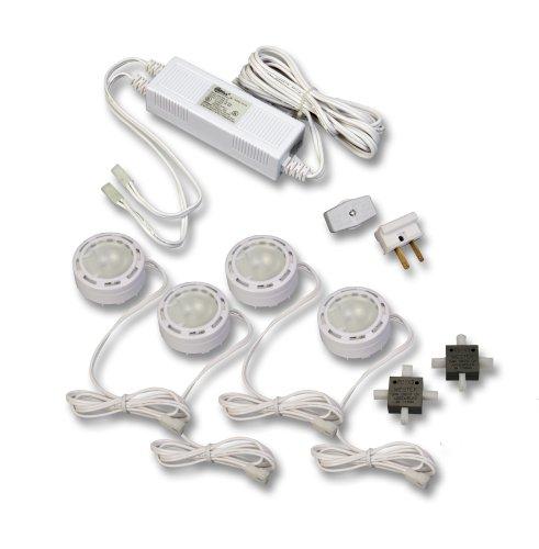 westek sr120hcs 20 watt halogen low voltage under cabinet. Black Bedroom Furniture Sets. Home Design Ideas