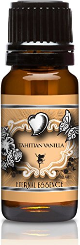Tahitian Vanilla Premium Grade Fragrance Oil - 10ml - Scented Oil