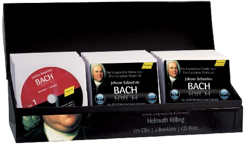 Bach, J.S.: Complete Works