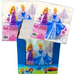 Disney Princess Paper Napkins 20ct
