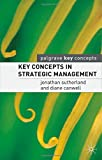 img - for Key Concepts in Strategic Management (Palgrave Key Concepts) book / textbook / text book