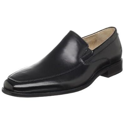 Stacy Adams Men's Jonah Slip-On,Black,7 M US
