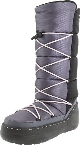 Crocs Women's Kosmoboot Womens Black/Charcoal Snow Boot 11730-070-420 4 UK