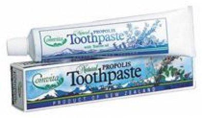 Comvita 100% Propolis Toothpaste - Tea Tree Oil - Liquorice Mint -100g