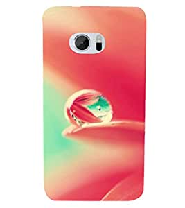 PRINTSHOPPII GIRLY Back Case Cover for HTC One M10