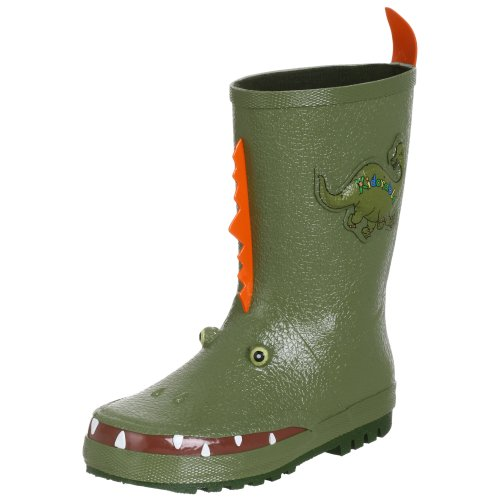 07. Kidorable Toddler/Little Kid Dinosaur Rain Boot