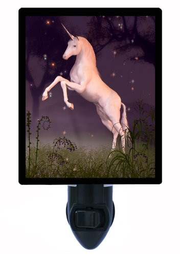 Unicorn Night Light - Fantasy Night Light Led Night Light front-1008846