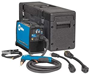Plasma Cutter, Spectrum 625, 90PSI, 12ft. from MILLER ELECTRIC