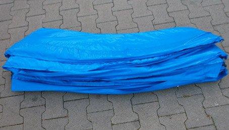 Trampolin Federkranzabdeckung 10 FT oder 305 cmErsatzteil universal blau NEU Randabdeckung Kranz -