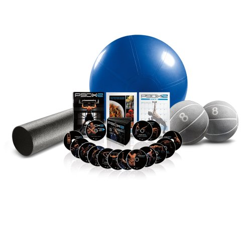 P90X2: The Next P90X Dvd Series Deluxe Kit