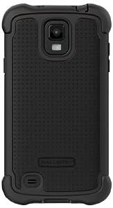 Ballistic SX1180-A065 SG MAXX Case for Samsung Galaxy S4 Active - Retail Packaging - Black