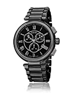 August Steiner Reloj 44 mm AS8148BK (Negro)
