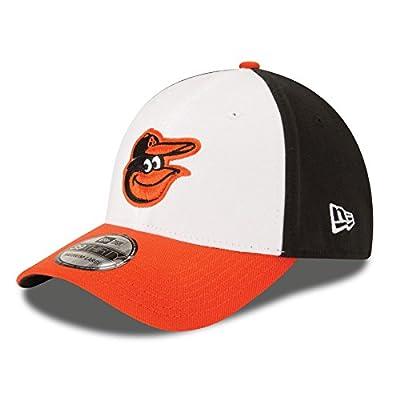 New Era Mlb 39Thirty Team Classic Stretch Fit Cap Baltimore Orioles