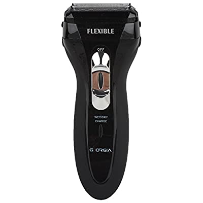 GeorgiaUSA GR-201 Dual Blade Reciprocating Shaver