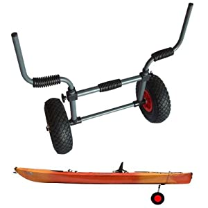 Click to buy Gear Up Canoe/Kayak Trolley from Amazon!