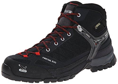 Salewa-MS-Firetail-EVO-MID-GTX-00-0000063401-Herren-Trekking-Wanderstiefel-Schwarz-Black-0900-43-EU-9-Herren-UK