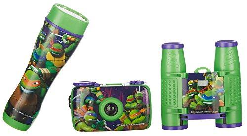 Teenage Mutant Ninja Turtles Box Kit (3 Piece) - 1