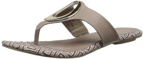 Volatile Women's Ellipse Dress Sandal,Brown,9 B US