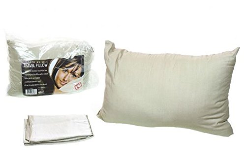 Smooth as Silk Travel pillow