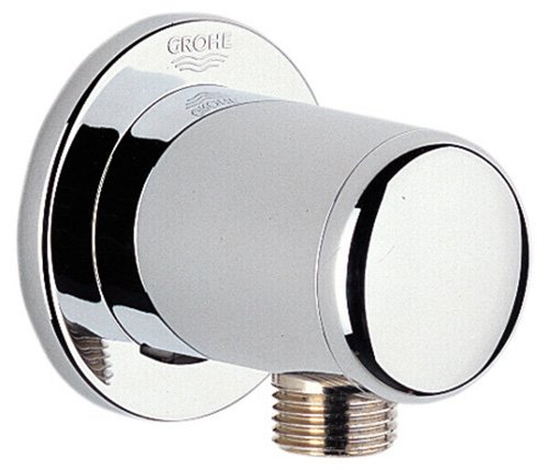 Grohe 28 672 000 Wall Mount Hand Shower Union, Starlight Chrome front-608562