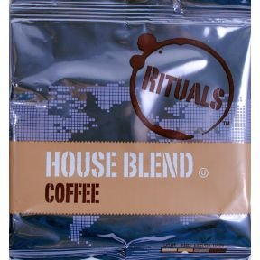 Rituals House Blend Coffee Case Pack 150 - 652018 (Ritual Coffee compare prices)