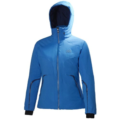 Helly Hansen Women's Silver Rush Jacket, Racer Blue, Large