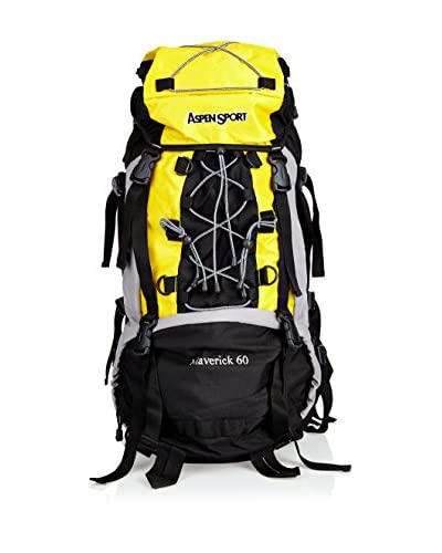 Aspensport Mochila Maverick Amarillo / Negro